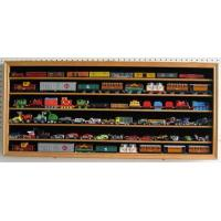 China Model Train Display Case on sale