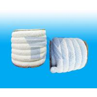 Cheap Ceramic Fiber Round Rope With Blanket Core for sale
