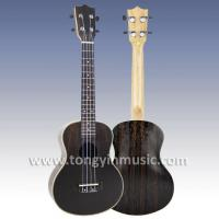 Best Handmade Ebony Tenor Ukulele wholesale