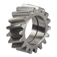 Buy cheap Mechanical Gears Helical Gear Contract Manufacturing Model from wholesalers