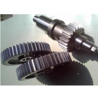 China Mechanical Gears Involute Cylindrical Gear for Excavator, M8, Z 43 on sale