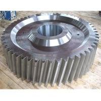 Buy cheap Mechanical Gears Heavy Mill Helical Gear, M19, 1.3 Inch X 96 CM from wholesalers