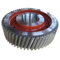 Buy cheap Gears for Mining Machinery Involute Helical Gear, Z 56, DIN 7, Mode 10 from wholesalers