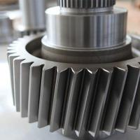 Buy cheap Mechanical Gears China Double Helical Gear OEM Model from wholesalers