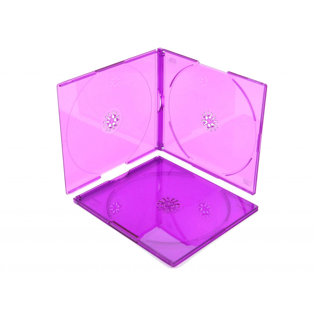 China CD Case 5.2mm Double CD Jewel Case on sale