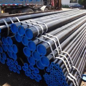 Cheap Seamless Steel Pipe ASTM A106 Carbon Steel Pipe, SCH 120, 2-6 Inch for sale