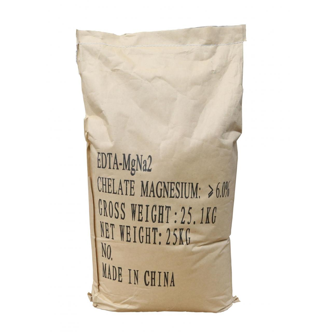 China Agrochemicals and fertilizers EDTA Magnesium Sodium EDTA Magnesium Sodium on sale