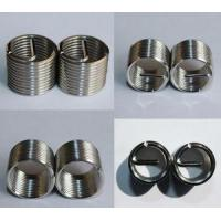 China Thread Inserts helicoil thread inserts for metal on sale