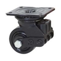 Low Profile Shock Absorbing Casters