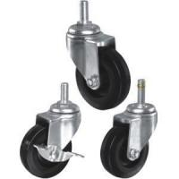 Buy cheap Stem Rubber Caster from wholesalers
