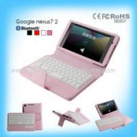Best High Ending Detachable Wireless Bluetooth Keyboard for Google Nexus 7 2 wholesale