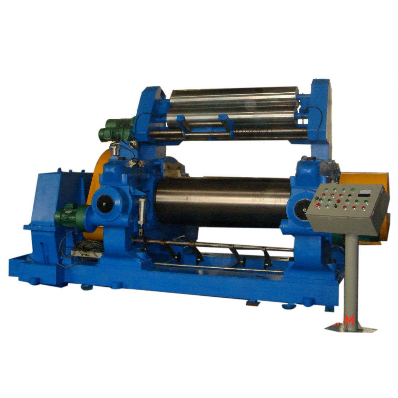 Rubber Magnet Mixing Mill Machine