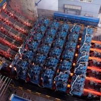 China Equipments Steel Billet Continuous Casting Machine on sale