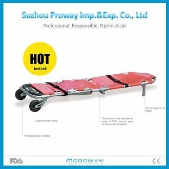 Cheap PWS-1A12 Chair Style Folding Stretcher for sale