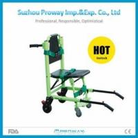 CE & FDA Approved PWS-5T2 High Building Aluminum Alloy Stair Stretcher