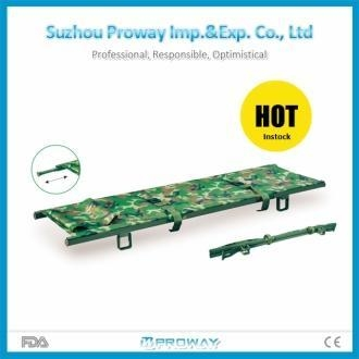 Cheap PWS-1F1 Intensified Military Folding Stretcher for sale