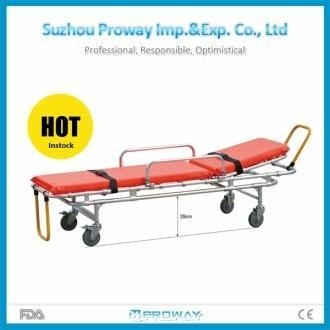 Cheap CE&FDA Approved PWS-2A ambulance stretcher for sale