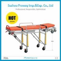 Buy cheap CE & FDA Approved PWS-3A Ambulance Stretcher from wholesalers
