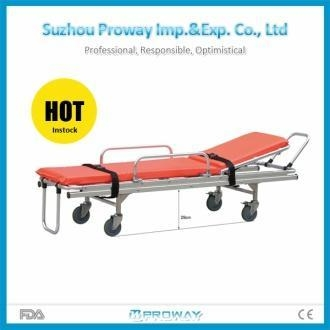 Cheap CE&FDA Approved PWS-2B ambulance stretcher for sale