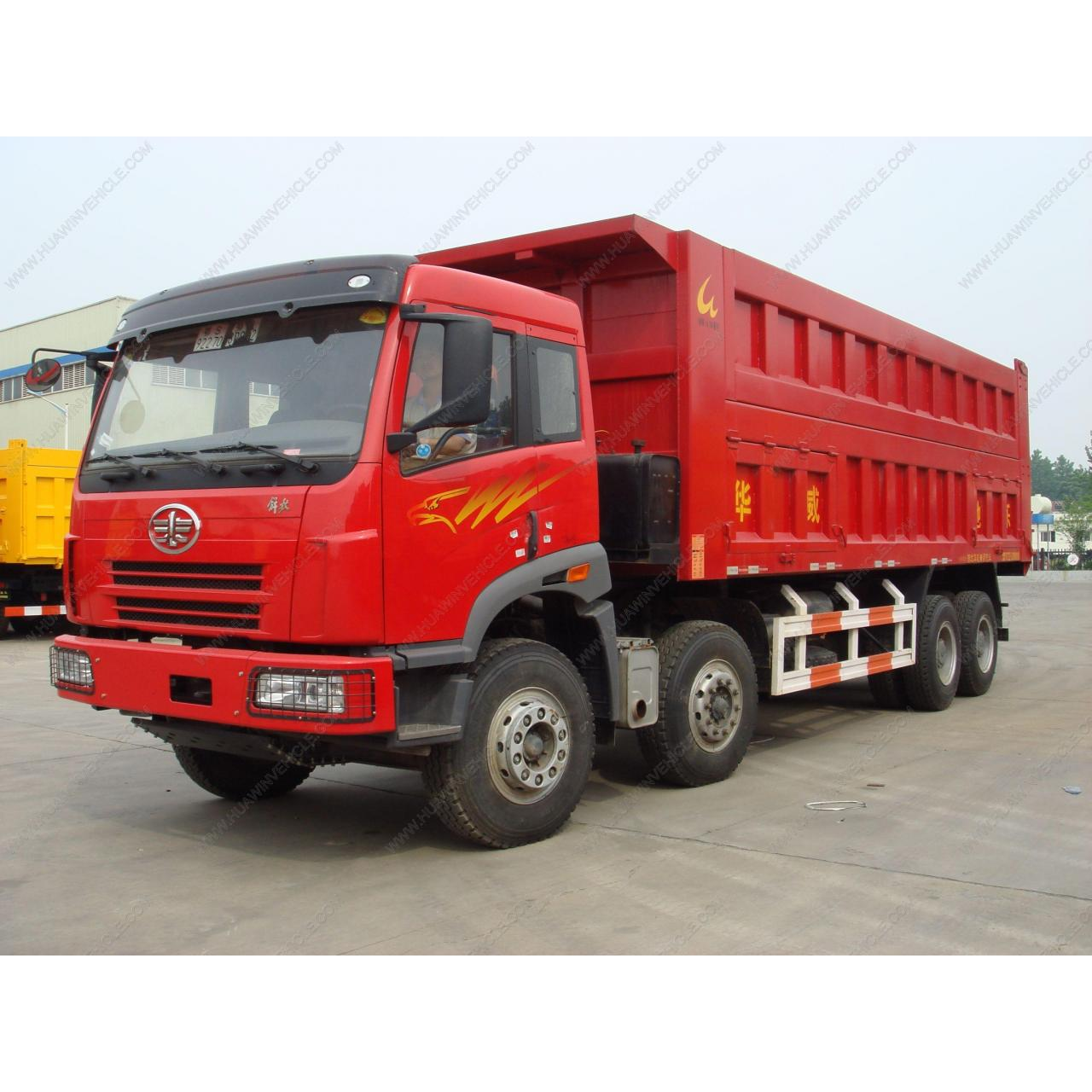 Buy cheap FAW 8x4 Dump Truck from wholesalers