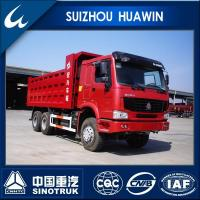 Buy cheap SinoTruck 6x4 Dump Truck from wholesalers