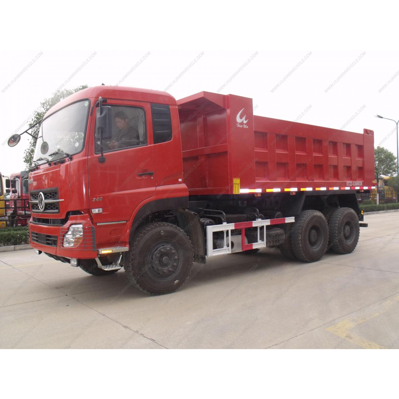 Buy cheap Dongfeng Dalishen 6X4 Dump Truck from wholesalers