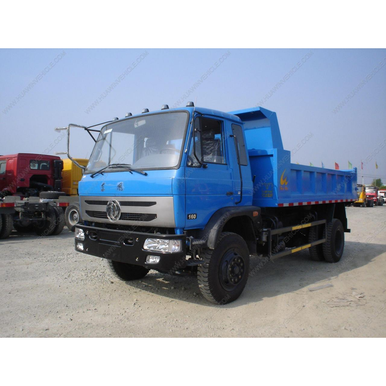 Buy cheap Dongfeng EQ 4X2 Dump Truck from wholesalers