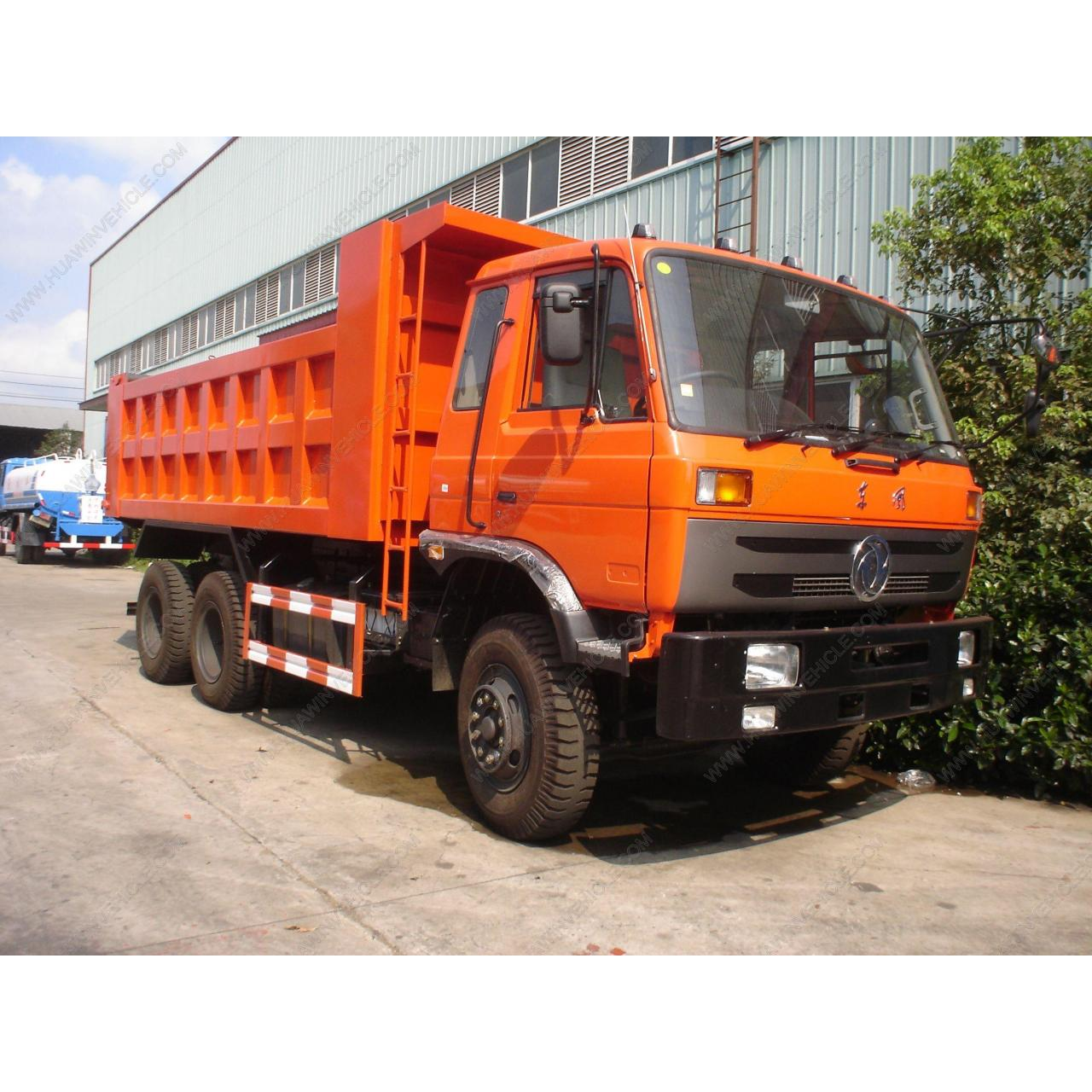 Buy cheap Dongfeng EQ 6x4 Dump Truck from wholesalers