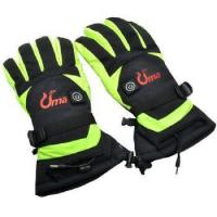 Buy cheap 7.4V HEATED SPORT GLOVES with 5 finger heaters & LED button from wholesalers