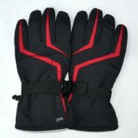 Buy cheap 3.7V HEATED SPORTS GLOVES with 5 finger heaters from wholesalers