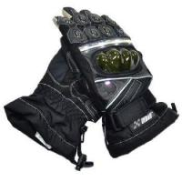 Buy cheap 6V LED MOTOR GLOVES, with button battery from wholesalers