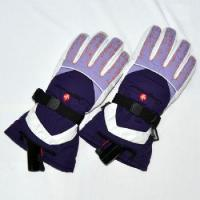 Buy cheap 3.7V HEATED GLOVES with 5 finger heaters from wholesalers