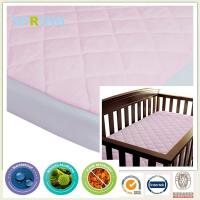 China waterproof mattress pad for baby on sale
