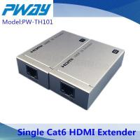 HDMI extender with HDCP 1080P over cat5e or cat6 support 3D 60M