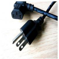 China 2pin ac power cable with lampholder cable electrical power cable on sale