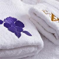 Buy cheap 100% cotton luxury bath towel from wholesalers