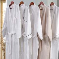 Buy cheap 100% Cotton Bathrobe from wholesalers