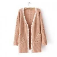 China Lady fashion sweaters cardigans on sale