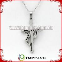 elegant and graceful Stainless Steel cross pendants