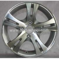 Best 13 14 15 16 17 INCH COLOR-FACE CUSTOM WHEEL AND RIM FOR SALE wholesale