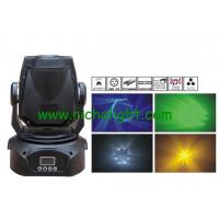 Best Mini 60w led spot moving head stage light wholesale