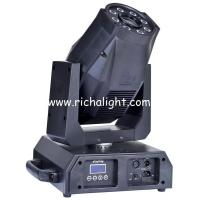 60W led spot moving head with 8X9W tricolor leds mixing