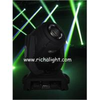 Buy cheap 120W 2R beam moving head light stage equipment from wholesalers