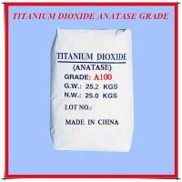 China Titanium Dioxide Anatase A100 For Coating & Paint on sale