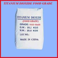 Best Food Grade Titanium Dioxide wholesale