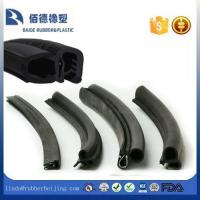 Buy cheap rubber sealing strips for sunroof from wholesalers