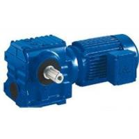 Best S series right-angle helical-worm geared motor wholesale