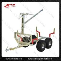 Buy cheap Timber trailer XTM OT-02 from wholesalers