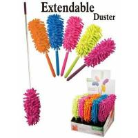 China Telescoping Microfiber Collapsible Duster Extendable Cleaning Duster on sale