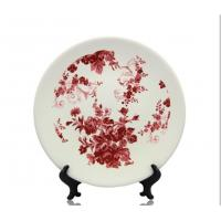 China Tableware hand painted plates for sale Hand-painted Plate on sale